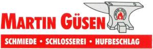 Martin Güsen - Schmiede, Schlosserei und Hufbeschlag
